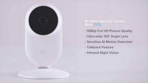 How to Connect Xiaomi IP Camera