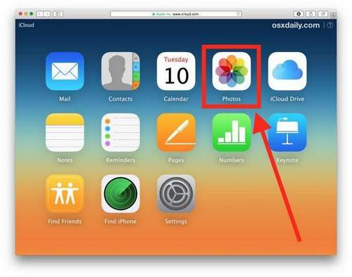 How to Download Photos From Icloud To Computer