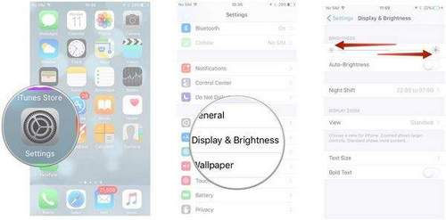 How to Increase Brightness On iPhone