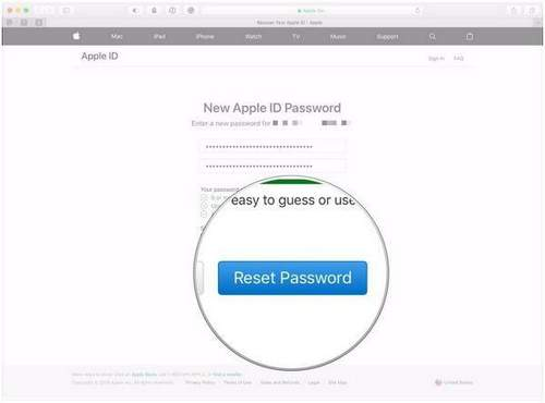 How To Recover Icloud Password