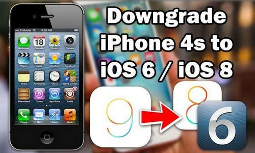 How to Roll Back on iOS 6