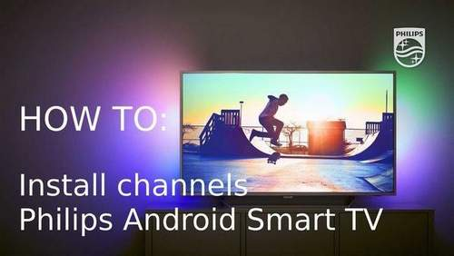 How To Set Up A Smart Tv On Your Philips Tv