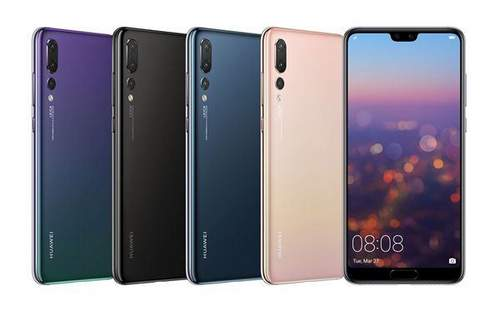 Huawei P20 Which Color is Better