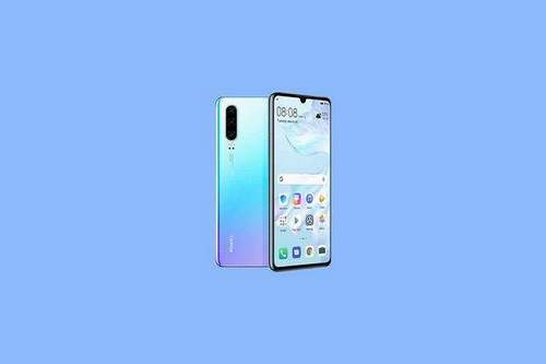 Huawei P30 Pro Authentication