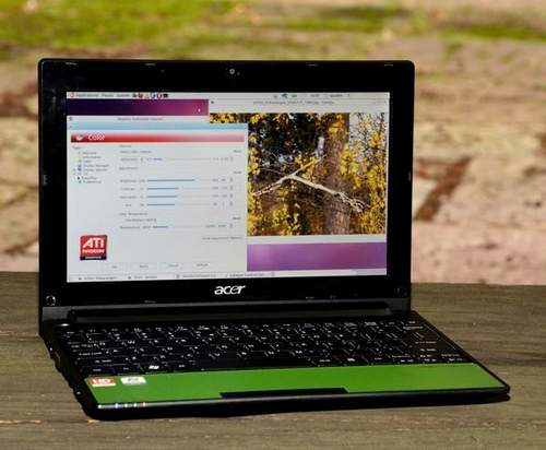 Install Windows Netbook Acer Aspire One Ao531h