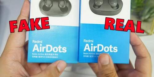 Xiaomi Airdots How to Identify the Original