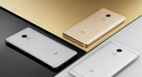 Xiaomi Redmi 4 Phone How to Open the Cover