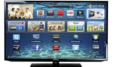 Samsung TV How to Set Up Digital Channels