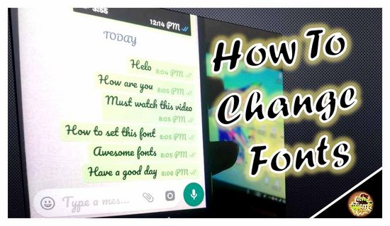 How to Change Font on Honor Phone