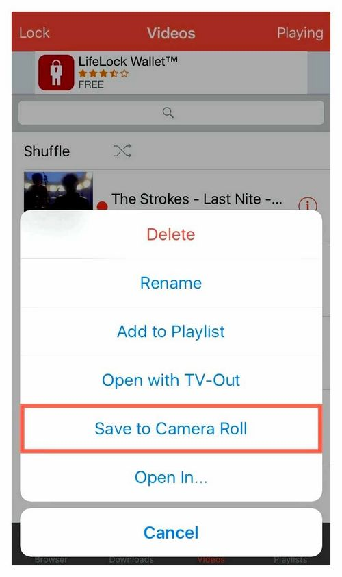 Where To Download Youtube Videos On iPhone