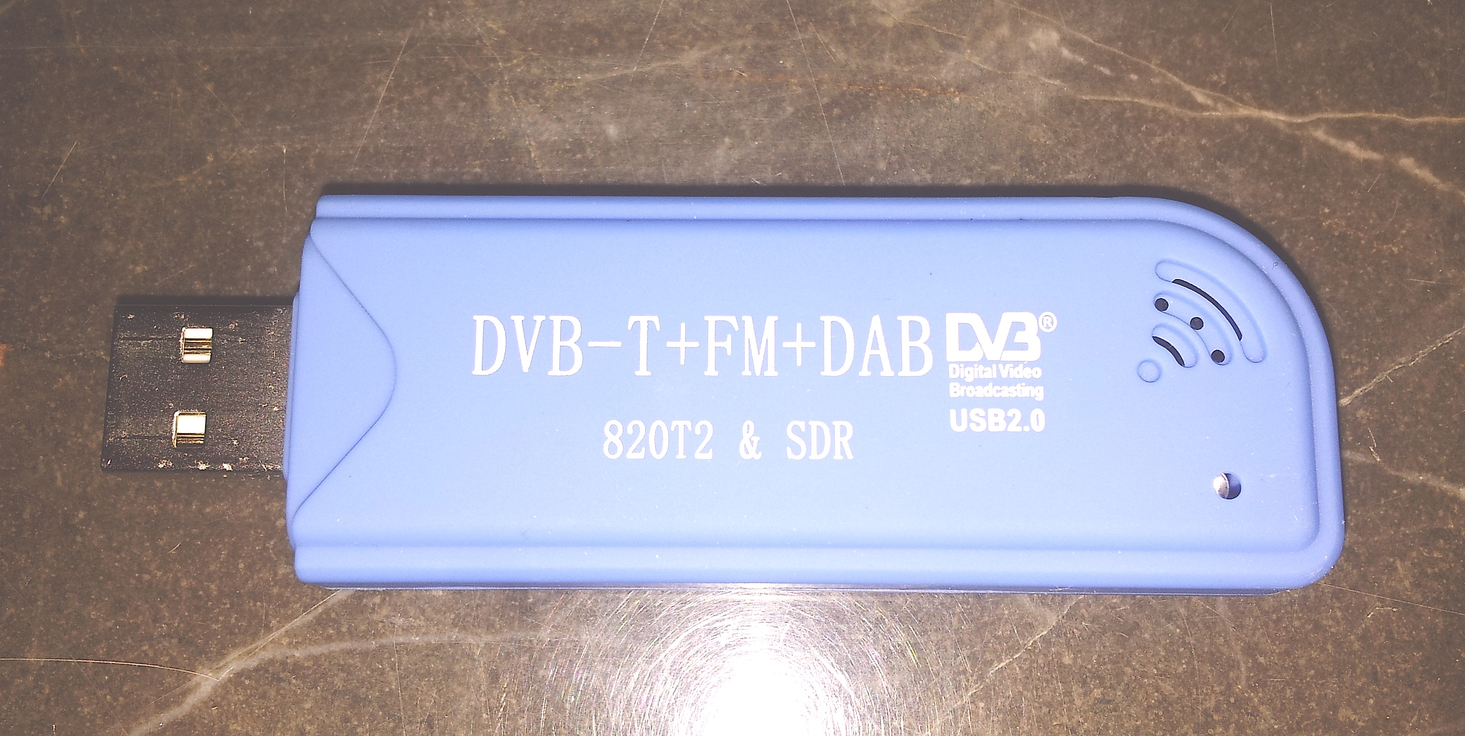 Decoding DMR / P25 with the RTL SDR – an update – The GB7MB