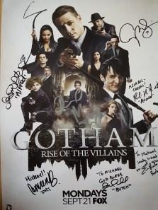 My Gotham poster.