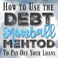 How to Use the Debt Snowball Method to Pay Off Your Loans
