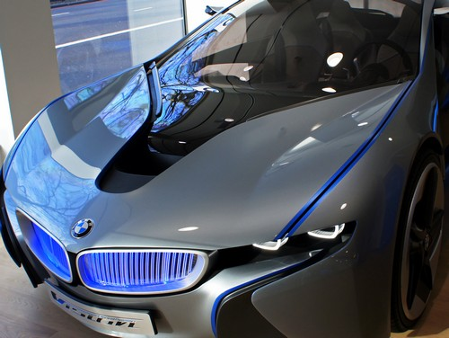 Rank 9 Bmw  Top 10 Automobile Companies In The World 2015