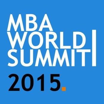 MBA World Summit 2015 - Logo