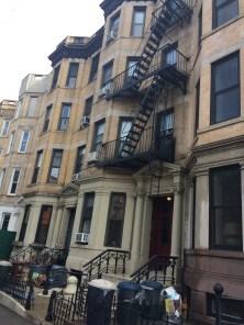 591 9th Street, Baumann Apartment