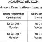 JIPMER 2017 MD MS DM MCh Admission Notice