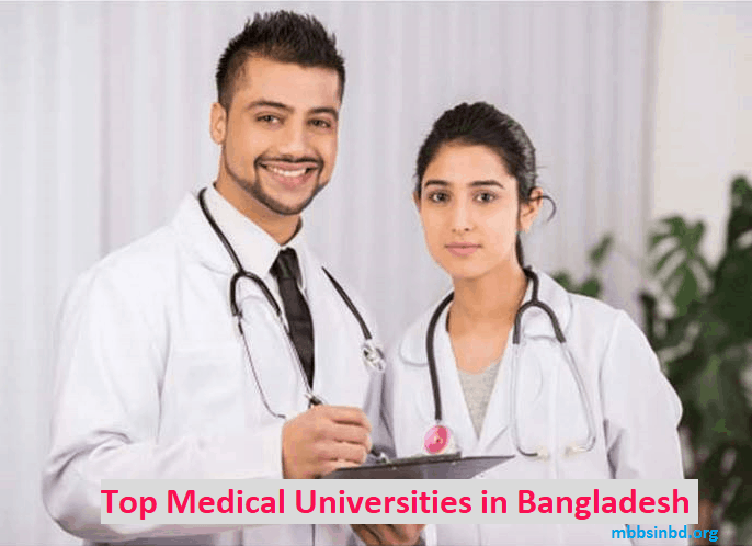 List of Medical Universities in Bangladesh