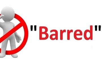 medical college barred