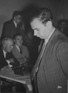 Reuben Fine 1940