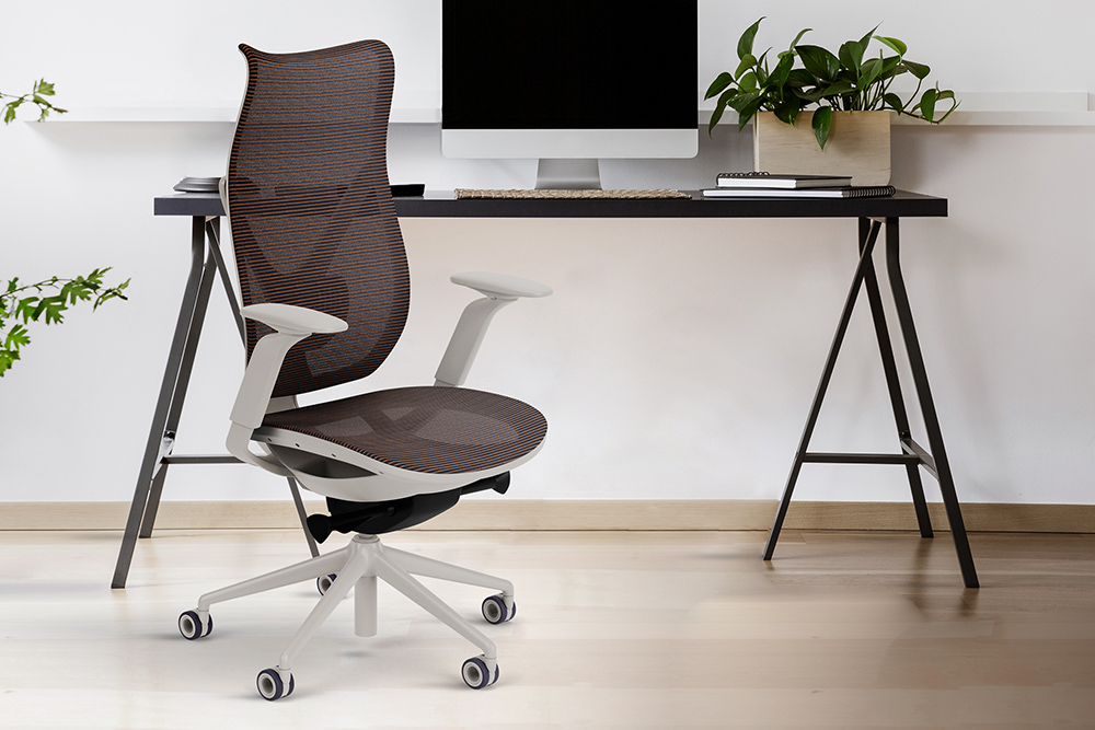 Via Seating Coppermesh Onda Task Chair