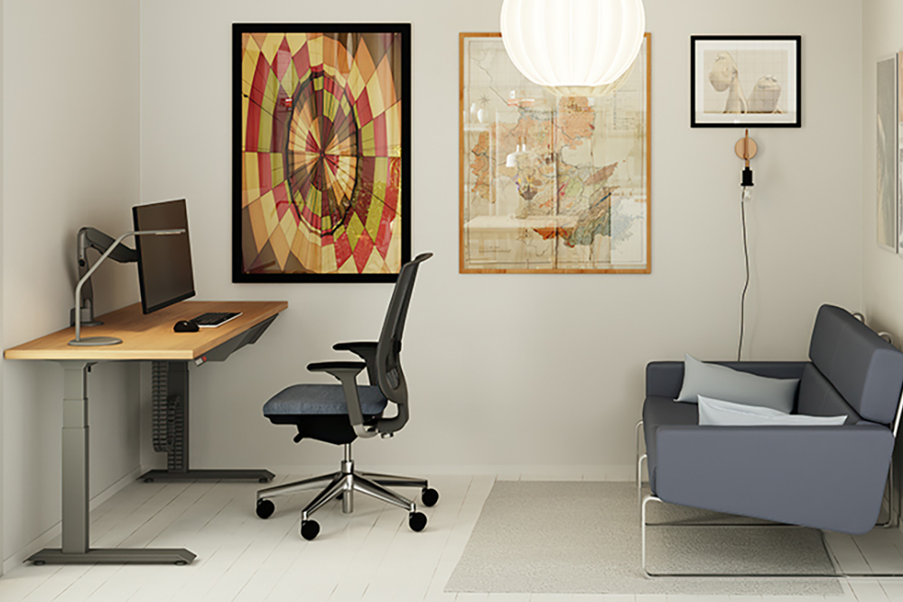 Workrite Ergonomics Home Office