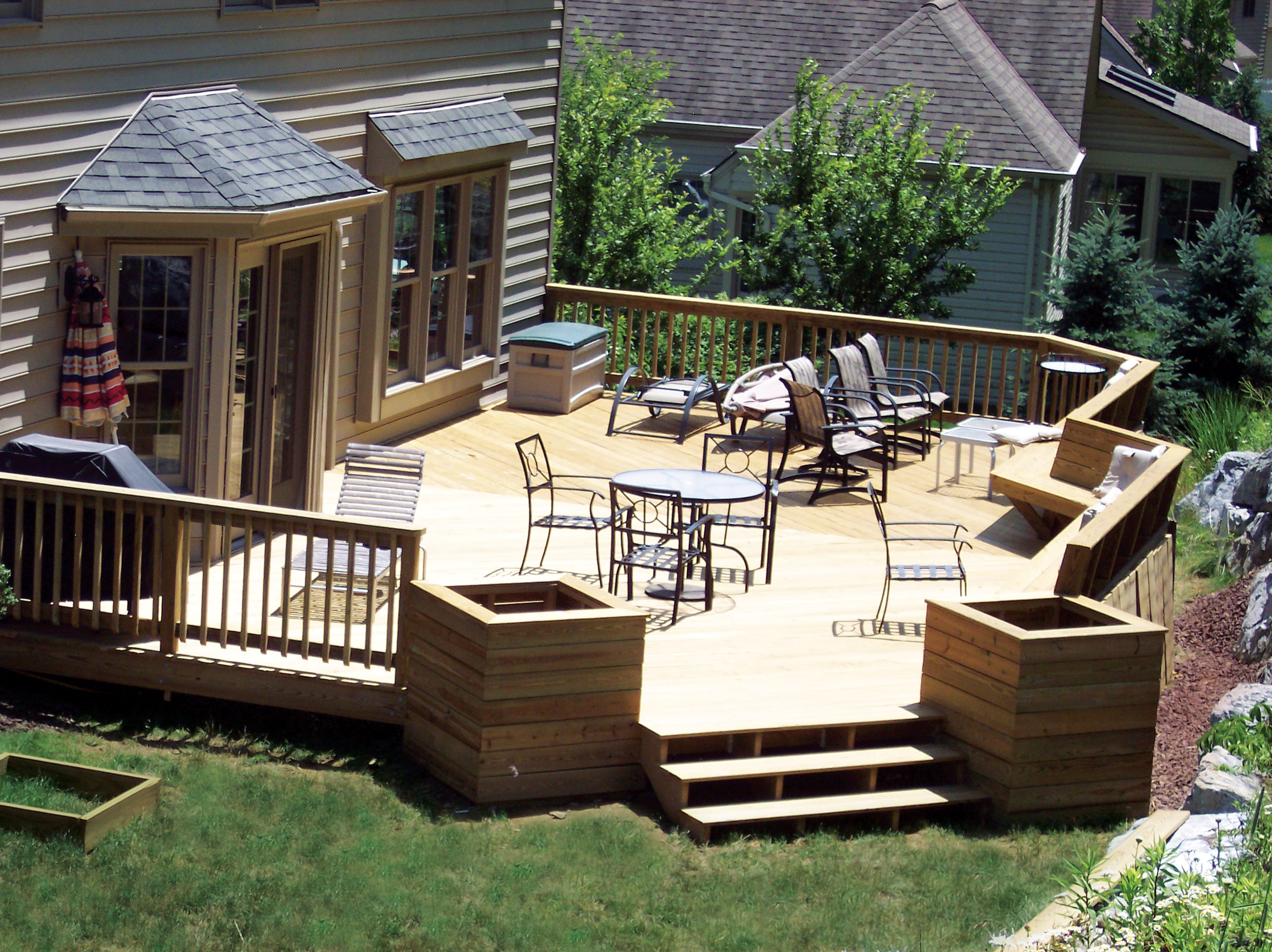 Your Decking Material Options Pros and Cons  Lancaster PA Remodeling Tips  TricksLancaster PA