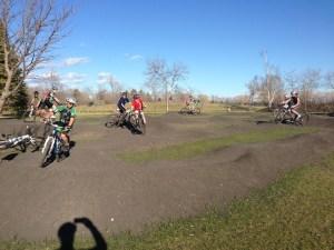 BMX Pump track 3