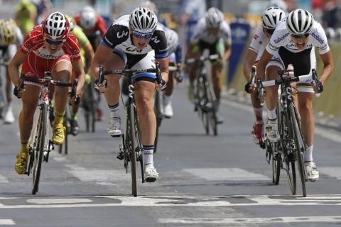 Leah Kirchman La Course
