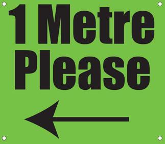 1 metre please