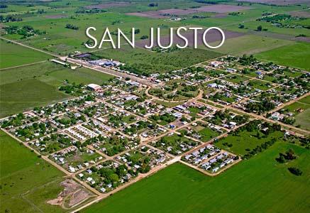Loteo en Villa San Justo , Entre Ríos