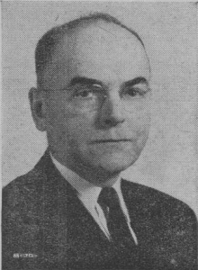 Russel W. Cochran (1945), Maywood Police Magistrate
