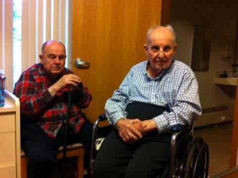 Co. B Survivor Celebrates 94th Birthday