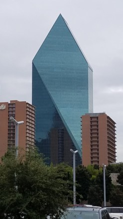 The building seen in the opening of Dallas!