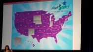 46 states are represented!