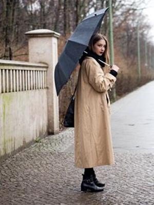 Rainy Season Outfits 2016