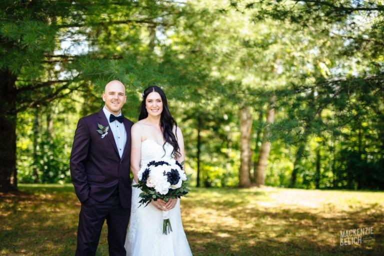 Mike + Kayla // Wedding