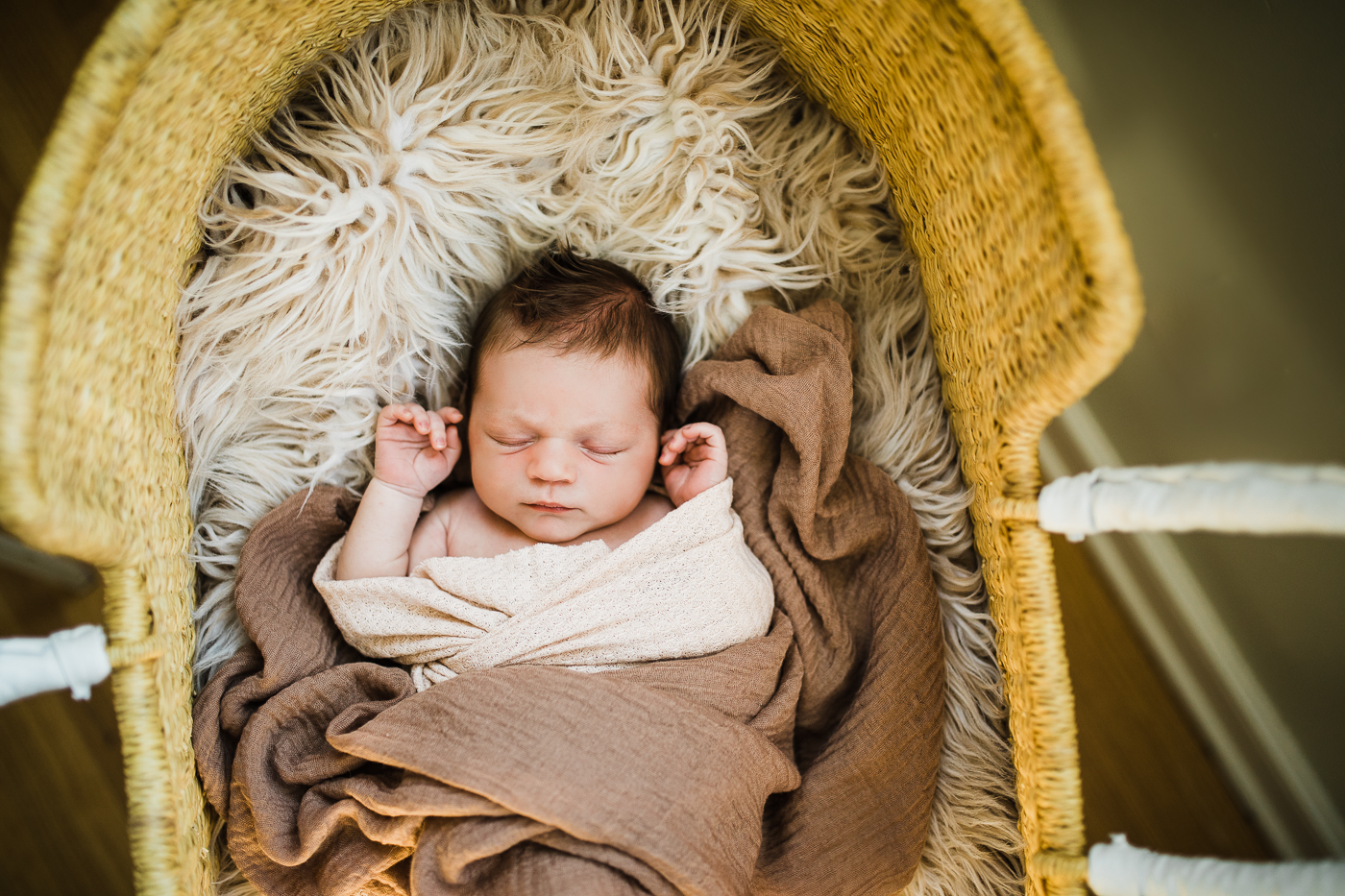 LENNOX // In-Home Newborn Session