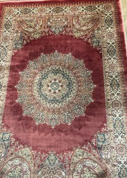 handknotted rug india