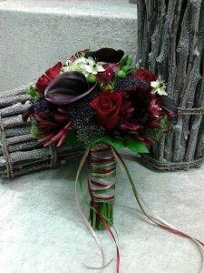 MB Eventi in fiore a Roma è il regno dei fiori e delle piante - Bouquet da Sposa 755