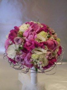 MB Eventi in fiore a Roma è il regno dei fiori e delle piante - Bouquet da Sposa 789