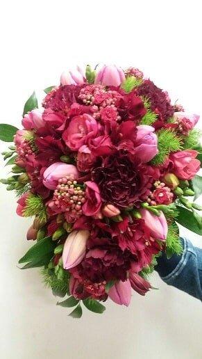 MB Eventi in fiore a Roma è il regno dei fiori e delle piante - Bouquet da Sposa 793