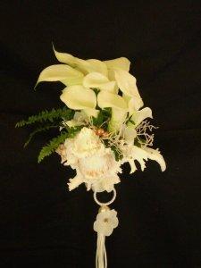 MB Eventi in fiore a Roma è il regno dei fiori e delle piante - Bouquet da Sposa 806