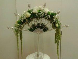 MB Eventi in fiore a Roma è il regno dei fiori e delle piante - Bouquet da Sposa 811