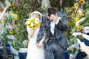 MB Eventi in fiore a Roma è il regno dei fiori e delle piante - Bouquet da Sposa 812