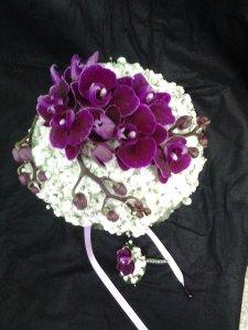 MB Eventi in fiore a Roma è il regno dei fiori e delle piante - Bouquet da Sposa 816