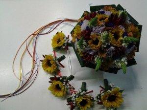 MB Eventi in fiore a Roma è il regno dei fiori e delle piante - Bouquet da Sposa 818