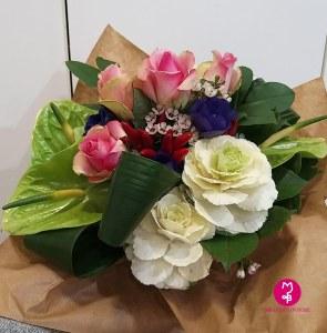 MB Eventi in fiore a Roma - Bouquet Mazzo di fiori 03