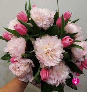 MB Eventi in fiore a Roma - Bouquet Mazzo di fiori 14