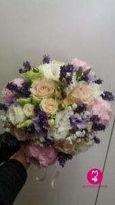 MB Eventi in fiore a Roma - Bouquet e accessori da sposa 33